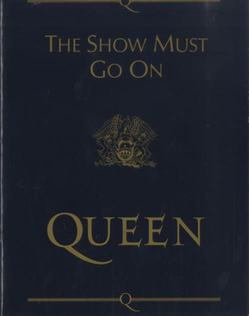 Queen The Show Must Go On sheet music UK QUESMTH577739