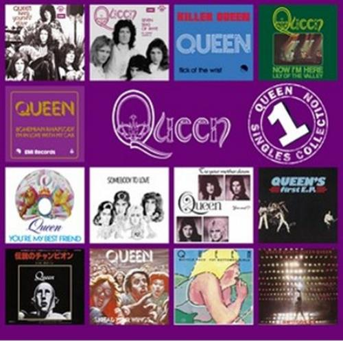Queen The Singles Collection [Volume 1] - Sealed CD Single Box Set UK QUECXTH446756