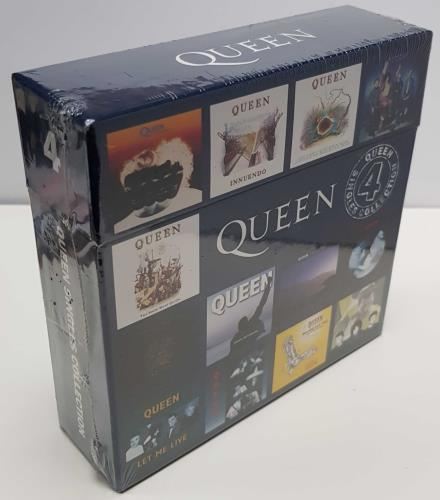 Queen The Singles Collection [Volume 4] - Sealed CD Single Box Set UK QUECXTH520486