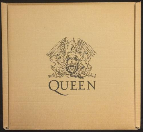 Queen Ultimate Queen + Outer Box CD Single Box Set UK QUECXUL223785