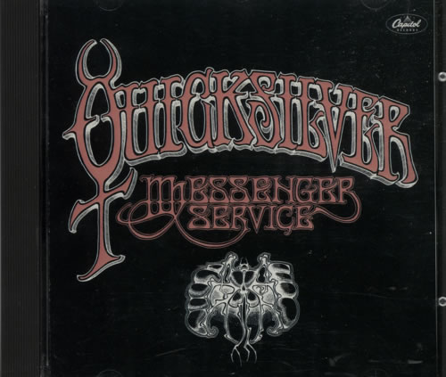 Quicksilver Messenger Service Quicksilver Messenger Service CD album (CDLP) US QMSCDQU621373
