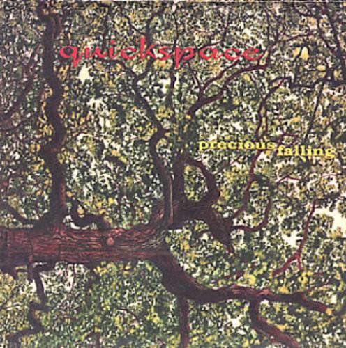 Quickspace Supersport Precious Falling CD album (CDLP) UK QUCCDPR340155