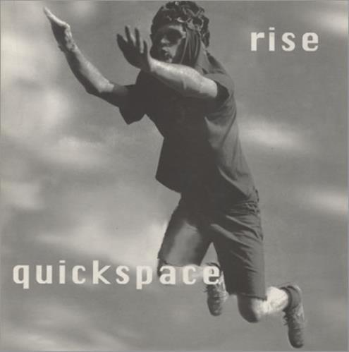 """Quickspace Supersport Rise 10"""" vinyl single (10"""" record) UK QUC10RI273450"""