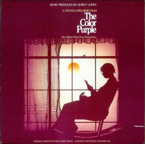 Quincy Jones The Color Purple 2-LP vinyl record set (Double Album) German QUJ2LTH522639