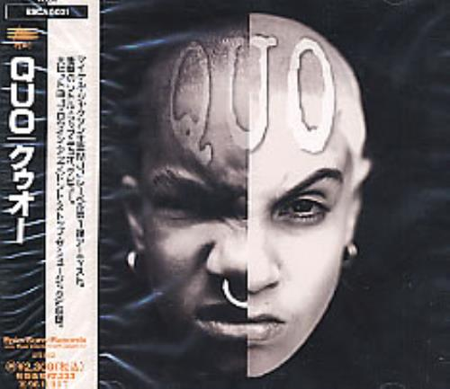 Quo Quo CD album (CDLP) Japanese QA1CDQU276725