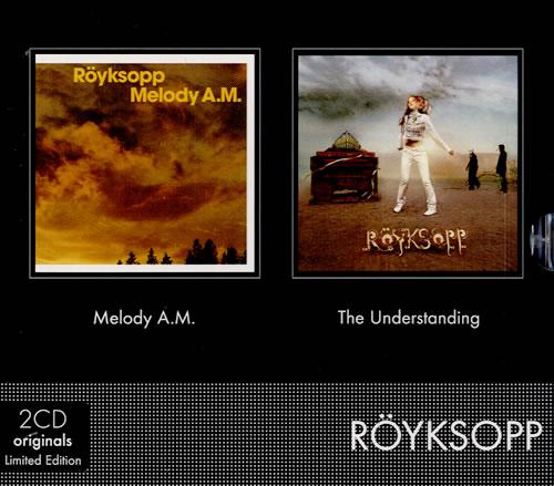 Röyksopp 2CD Originals 2 CD album set (Double CD) French YKS2CCD489039