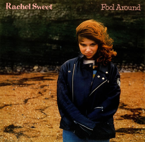 Rachel Sweet Fool Around - White Vinyl vinyl LP album (LP record) UK RS1LPFO305933