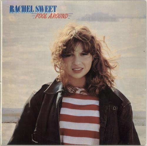 Rachel Sweet Fool Around vinyl LP album (LP record) Portugese RS1LPFO694192
