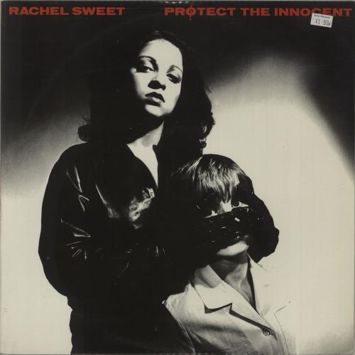 Rachel Sweet Protect The Innocent vinyl LP album (LP record) Portugese RS1LPPR686076