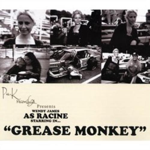 "Racine Grease Monkey CD single (CD5 / 5"") UK RCVC5GR320564"