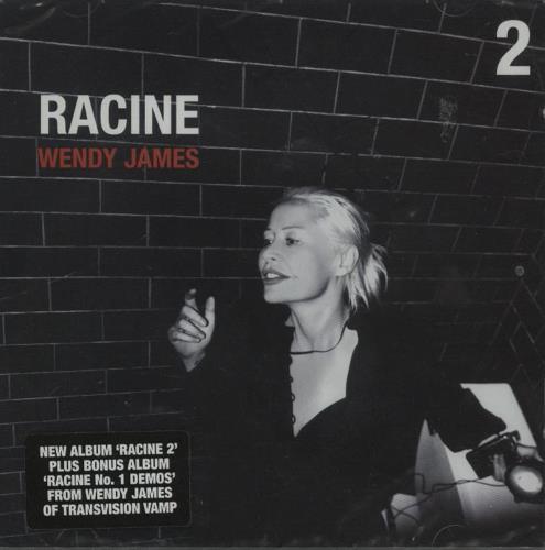 Racine Racine 2 - Sealed 2 CD album set (Double CD) UK RCV2CRA665221