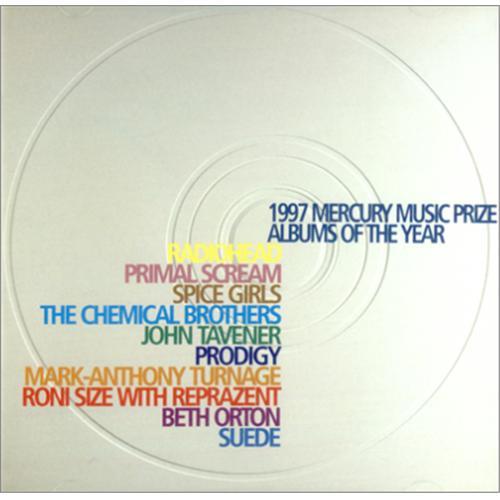 Radiohead Airbag CD album (CDLP) UK R-HCDAI417808