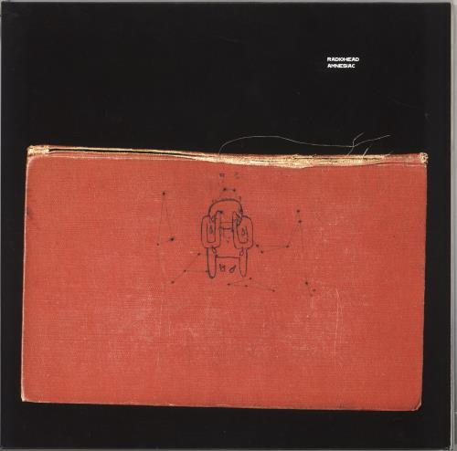 Radiohead Amnesiac - 180gm 2-LP vinyl record set (Double Album) UK R-H2LAM735694