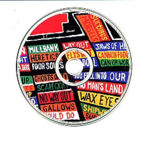 "Radiohead Go To Sleep CD single (CD5 / 5"") US R-HC5GO260575"
