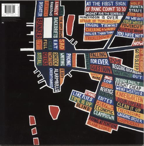 Radiohead Hail To The Thief - 180gm 2-LP vinyl record set (Double Album) UK R-H2LHA735219