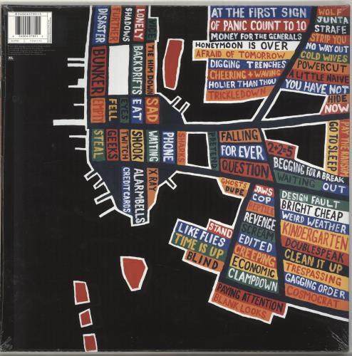 Radiohead Hail To The Thief - 180gram Vinyl + Sealed 2-LP vinyl record set (Double Album) UK R-H2LHA690724