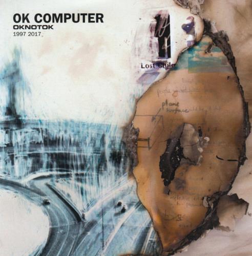 Radiohead I Promise (OKNOTOK 1997 2017) CD-R acetate UK R-HCRIP680772