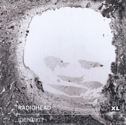 Radiohead Identikit CD-R acetate UK R-HCRID657963