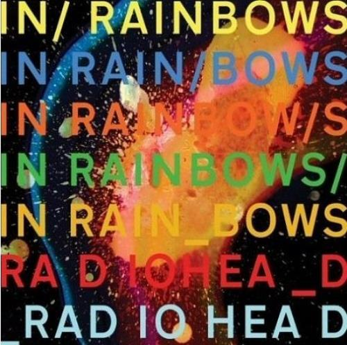 Radiohead In Rainbows CD album (CDLP) UK R-HCDIN421971