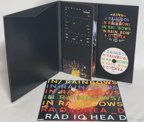 Radiohead In Rainbows Vinyl Box Set UK R-HVXIN453977