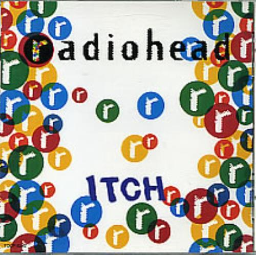 Radiohead Itch CD album (CDLP) Japanese R-HCDIT236093