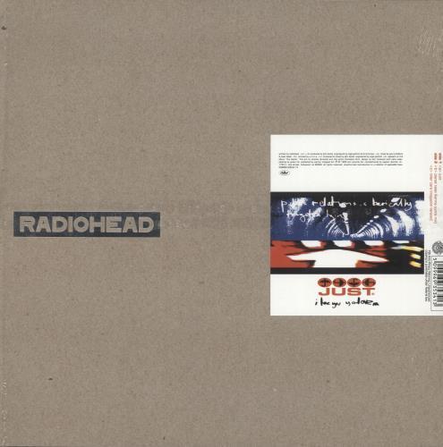 "Radiohead Just 12"" vinyl single (12 inch record / Maxi-single) US R-H12JU749187"