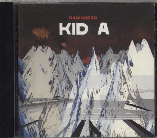 Radiohead Kid A - 1st Issue + Amnesiac Booklet CD album (CDLP) UK R-HCDKI710822