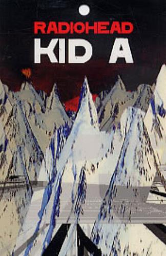 Radiohead Kid A memorabilia US R-HMMKI249684