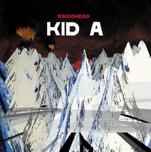 Radiohead Kid A 3-disc CD/DVD Set UK R-H3DKI480391