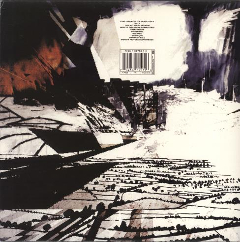 "Radiohead Kid A 10"" vinyl single (10"" record) UK R-H10KI776496"