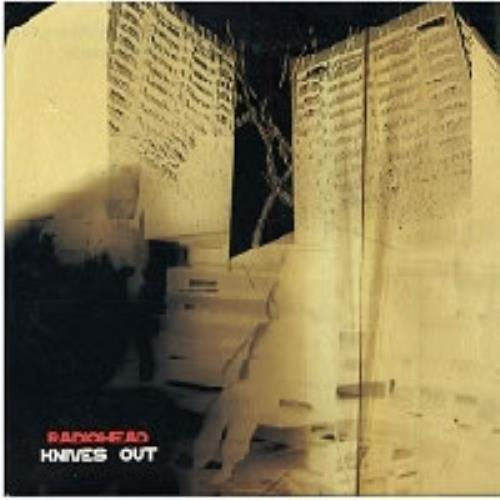 "Radiohead Knives Out CD single (CD5 / 5"") US R-HC5KN190774"