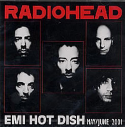 Radiohead Knives Out CD album (CDLP) Japanese R-HCDKN202151
