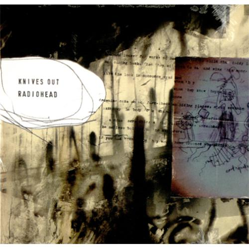 Radiohead Knives Out 2-CD single set (Double CD single) Canadian R-H2SKN205439