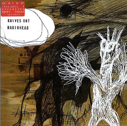 "Radiohead Knives Out CD single (CD5 / 5"") UK R-HC5KN350203"