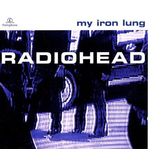 "Radiohead My Iron Lung CD single (CD5 / 5"") Dutch R-HC5MY80566"