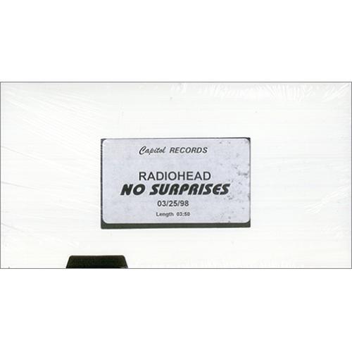Radiohead No Surprises video (VHS or PAL or NTSC) US R-HVINO113139