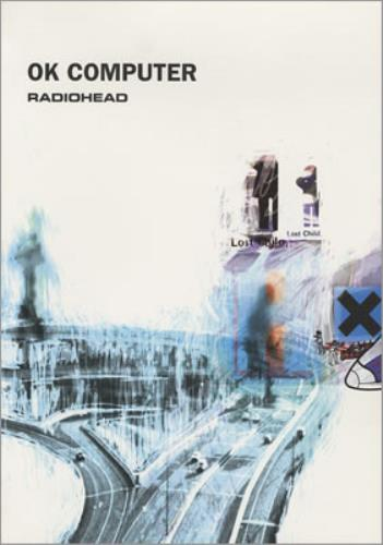 Radiohead Ok Computer Photographs Folder media press pack US R-HPPOK92358