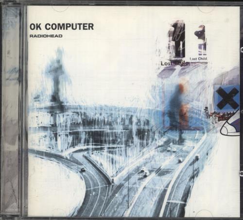 Radiohead OK Computer CD album (CDLP) Dutch R-HCDOK748025