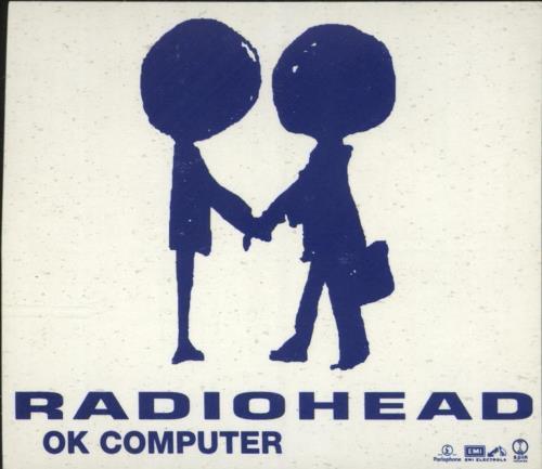 Radiohead OK Computer 2 CD album set (Double CD) Dutch R-H2COK94542