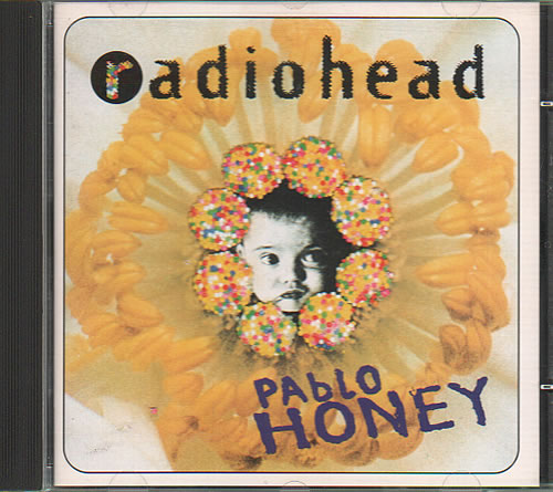 Radiohead Pablo Honey CD album (CDLP) Italian R-HCDPA637424
