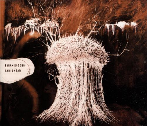 "Radiohead Pyramid Song CD single (CD5 / 5"") Dutch R-HC5PY199661"