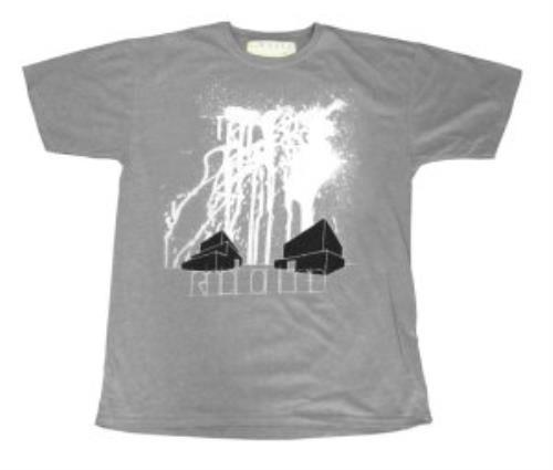 Radiohead RHQ T-Shirt - XS t-shirt UK R-HTSRH366863