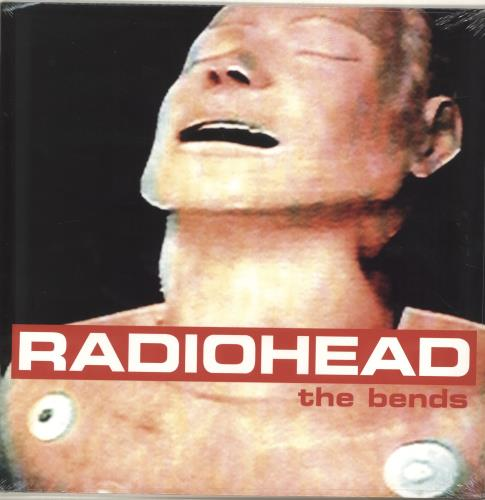 Radiohead The Bends - 180gram Vinyl + Sealed vinyl LP album (LP record) UK R-HLPTH690723
