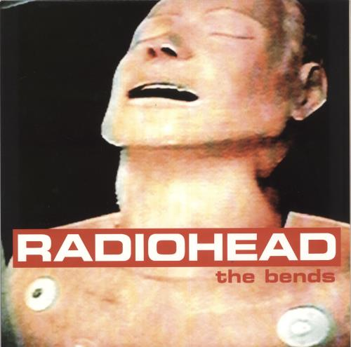 Radiohead The Bends - 2nd vinyl LP album (LP record) UK R-HLPTH733319