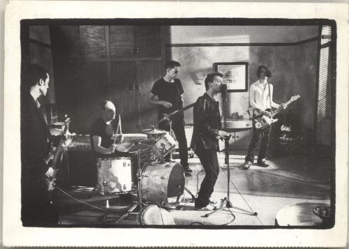 Radiohead The Bends Postcard memorabilia UK R-HMMTH696563