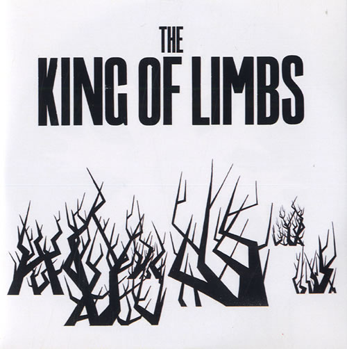 Radiohead The King Of Limbs CD-R acetate UK R-HCRTH551698