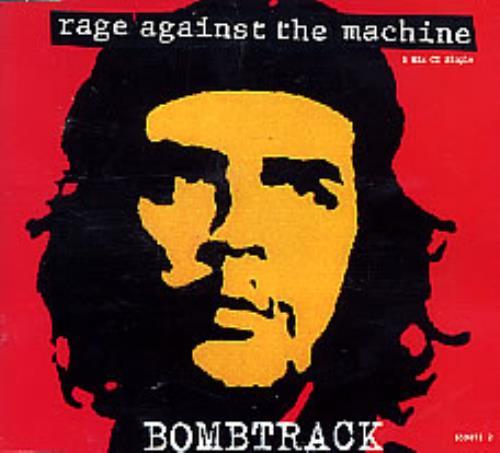 "Rage Against The Machine Bombtrack CD single (CD5 / 5"") Austrian RAGC5BO52101"