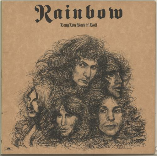 Rainbow Long Live Rock 'N' Roll - 1st - A1/B1 - EX vinyl LP album (LP record) UK RBOLPLO701769