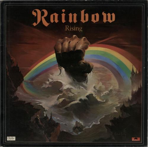 Rainbow Rainbow Rising - ACB vinyl LP album (LP record) UK RBOLPRA587056