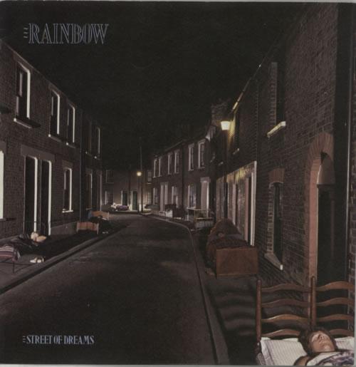 "Rainbow Street Of Dreams 7"" vinyl single (7 inch record) UK RBO07ST91222"